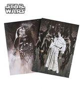 Blok A5 Star Wars Vader & Leia