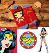 POP! ponožky Wonder Woman