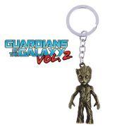 kovový přívěsek Groot Strážci Galaxie