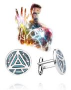 manžetové knoflíky obloukový reaktor Tony Stark