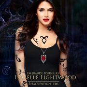 náhrdelník The Mortal Instruments - Isabelle