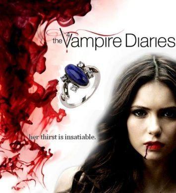 Prsten Upíří deníky (The Vampire Diaries) - Elena Gilbert