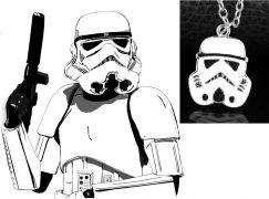 řetízek Star Wars Stormtrooper 2 jakost