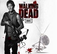 řetízek The Walking Dead (Živí mrtví) - Daryl