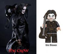 The Crow Blocks Bricks Lego figurka
