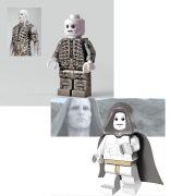 Blocks Bricks Lego figurka Prometheus | engineer, Last engineer