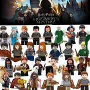 Blocks Bricks Lego Harry Potter figurka | Alastor Moody, Brumbál, Hagrid, Harry Potter, Hermiona, Lord Voldemort, Severus Snape