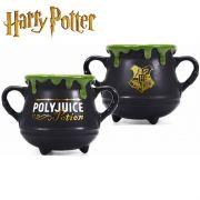 3D hrnek kotlík Harry Potter - Mnoholičný lektvar