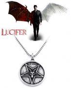 řetízek mince Lucifer Morningstar