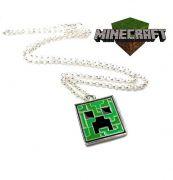 řetízek Minecraft Creeper