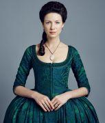 řetízek Outlander Claire Randall