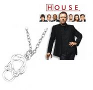 řetízek Dr. House - Stetoskop