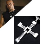 Rychle a zběsile (Fast and the Furious) kříž Dominic Toretto (Vin Diesel) ocel