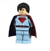 Superman Blocks Bricks Lego