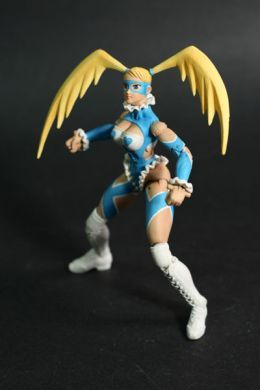 Street Fighter Revolutions - figurka R. Mika Sota Toys