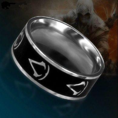 Assassins Creed - prsten Logo (titanová ocel)
