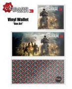 peněženka Gears of War 3 Box Art