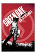 textilní plakát Green Day Bullet In A Bible