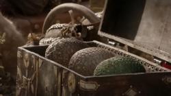 náušnice Hra o trůny dračí vejce