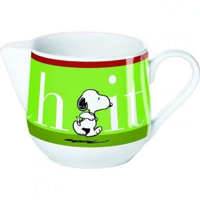 Peanuts porcelánová konvička na mléko Snoopy Homerun United Labels