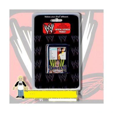 John Cena iPod nano Orange WWE Superstar - kožené pouzdro