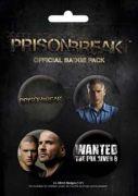 odznaky Prison Break 4ks