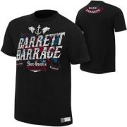 WWE Wade Barrett Barrage Authentic tričko