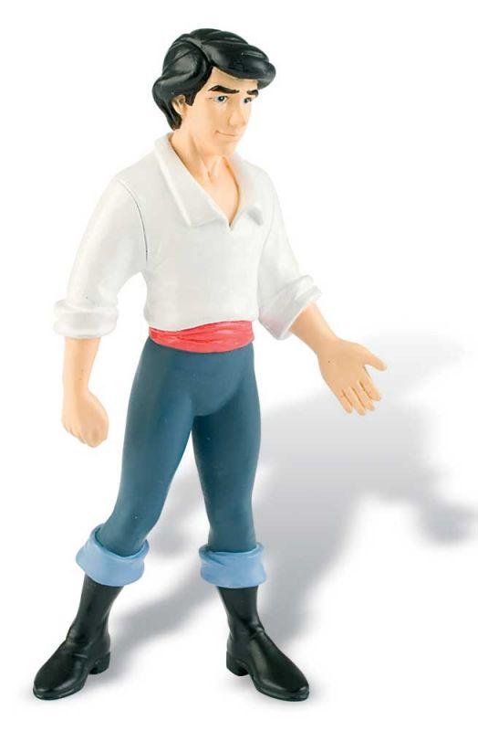 Arielle (Malá mořská víla) figurka Eric Bullyland