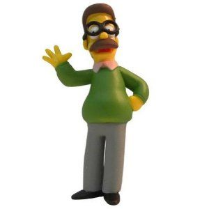 Simpsonovi (Simpsons) - figurka Ned Flanders