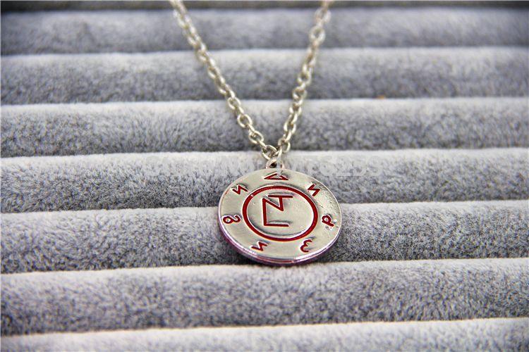 2. jakost řetízek Supernatural (Lovci duchů) Symbol