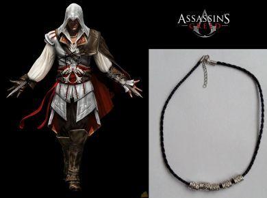Assassins Creed náhrdelník Ezio Auditore da Firenze