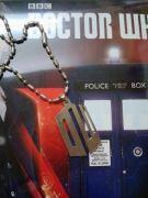 Doctor Who - náhrdelník logo (bižu) 2. jakost