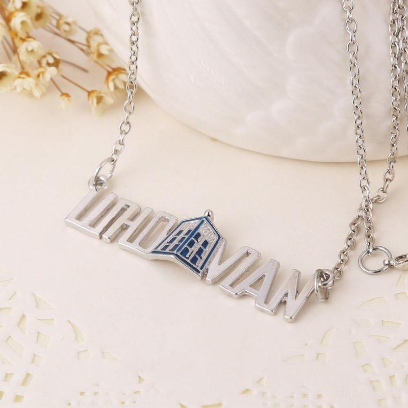 náhrdelník Doctor Who - Whovian