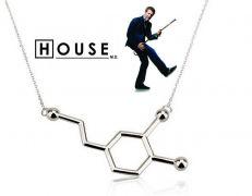 Doktor House Dopamin náhrdelník
