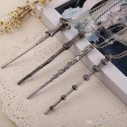 náhrdelník kouzelná hůlka Harry Potter