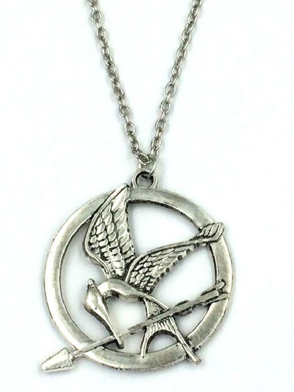 řetízek Hunger Games Reprodrozd mini