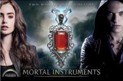 The Mortal Instruments náhrdelník Isabelle