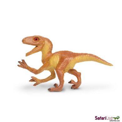 Dinosauři - figurka Velociraptor mládě Safari Ltd.