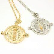 Harry Potter náhrdelník Obraceč času