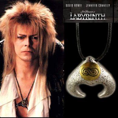 Náhrdelník Labyrinth 1986 - Jareth (David Bowie) Král skřítků