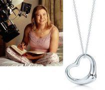 řetízek Bridget Jones - Srdce